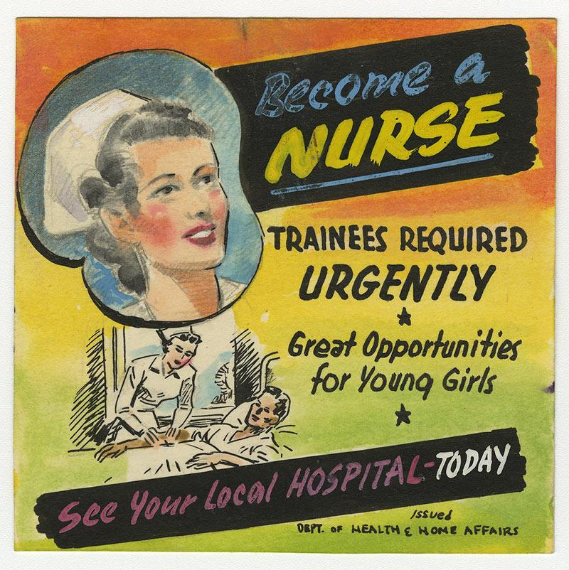 Become A Nurse Ad