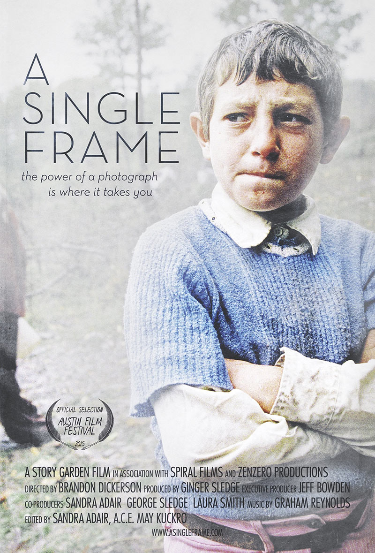 A Single Frame poster